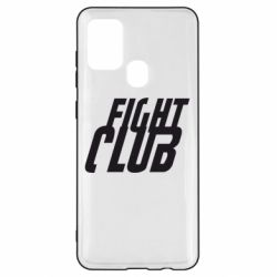 Чохол для Samsung A21s Fight Club