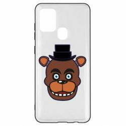 Чехол для Samsung A21s Five Nights at Freddy's