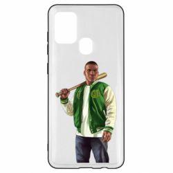 Чехол для Samsung A21s Franklin Clinton