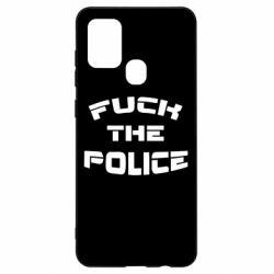 Чохол для Samsung A21s Fuck The Police До біса поліцію