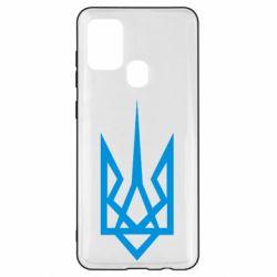 Чохол для Samsung A21s Герб України загострений