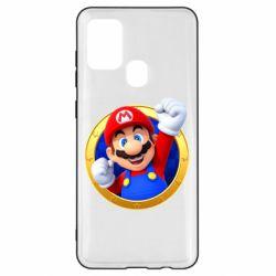 Чохол для Samsung A21s Герой Маріо