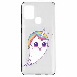 Чохол для Samsung A21s Ghost Unicorn
