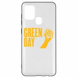 "Чохол для Samsung A21s Green Day "" American Idiot"