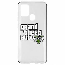 Чехол для Samsung A21s GTA V Maine Logo