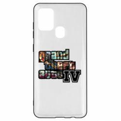 Чохол для Samsung A21s GTA IV