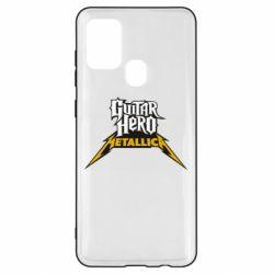 Чохол для Samsung A21s Guitar Hero Metallica