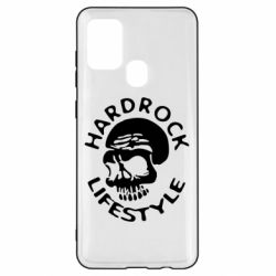 Чохол для Samsung A21s Hardrock lifestyle