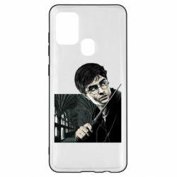 Чехол для Samsung A21s Harry Potter