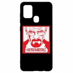 Чохол для Samsung A21s Heisenberg face