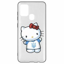 Чехол для Samsung A21s Hello Kitty UA