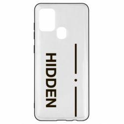 Чохол для Samsung A21s Hidden
