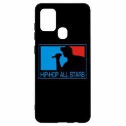 Чохол для Samsung A21s Hip-hop all stars