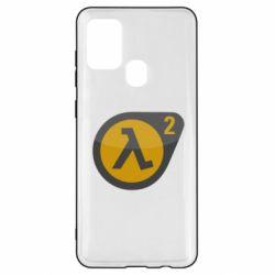 Чехол для Samsung A21s HL 2 logo