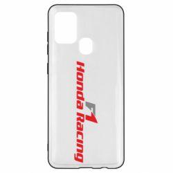 Чехол для Samsung A21s Honda F1 Racing