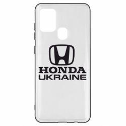 Чехол для Samsung A21s Honda Ukraine