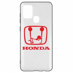 Чехол для Samsung A21s Honda