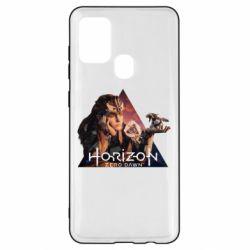 Чохол для Samsung A21s Horizon Zero Dawn