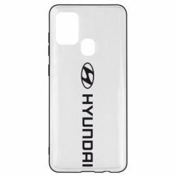 Чохол для Samsung A21s Hyundai 2