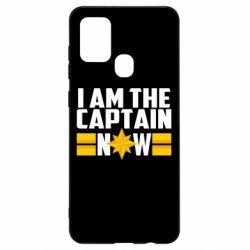 Чохол для Samsung A21s I am captain now