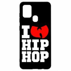 Чехол для Samsung A21s I love Hip-hop Wu-Tang