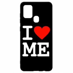 Чехол для Samsung A21s I love ME