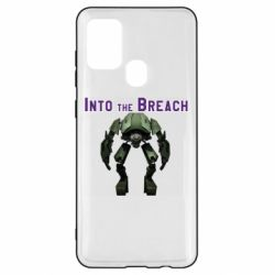 Чехол для Samsung A21s Into the Breach roboi