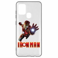 Чохол для Samsung A21s Iron Man 2