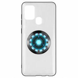 Чехол для Samsung A21s Iron Man Device