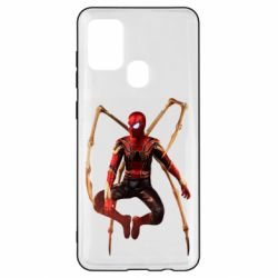 Чохол для Samsung A21s Iron man spider