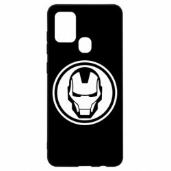 Чохол для Samsung A21s Iron man symbol