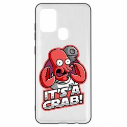 Чохол для Samsung A21s It's a crab!