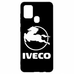 Чехол для Samsung A21s IVECO