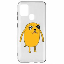 Чохол для Samsung A21s Jake from  Adventure Time