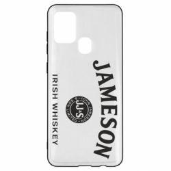 Чохол для Samsung A21s Jameson Whiskey