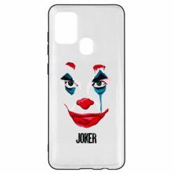 Чехол для Samsung A21s Joker face
