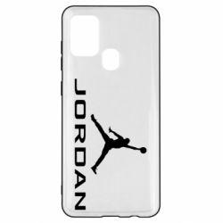 Чохол для Samsung A21s Jordan