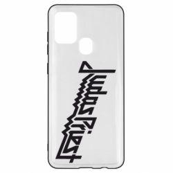 Чохол для Samsung A21s Judas Priest Logo