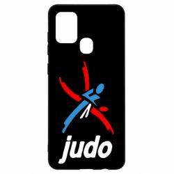 Чохол для Samsung A21s Judo Logo