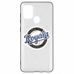Чохол для Samsung A21s Kansas City Royals