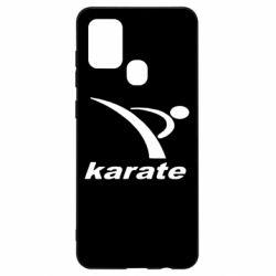 Чехол для Samsung A21s Karate