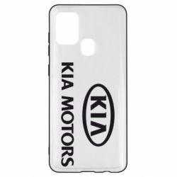 Чохол для Samsung A21s Kia Logo