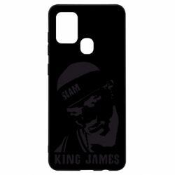 Чехол для Samsung A21s King James