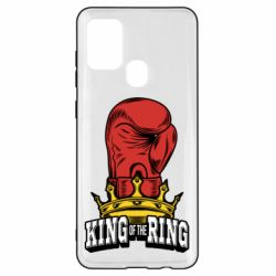 Чохол для Samsung A21s king of the Ring