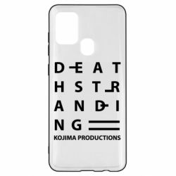 Чохол для Samsung A21s Kojima Produ