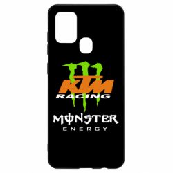 Чохол для Samsung A21s KTM Monster Enegry