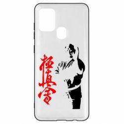 Чохол для Samsung A21s Kyokushin Kanku Master