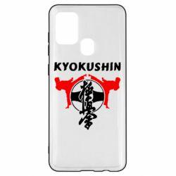 Чехол для Samsung A21s Kyokushin