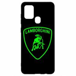 Чохол для Samsung A21s Lamborghini Auto