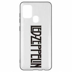 Чохол для Samsung A21s Led Zeppelin